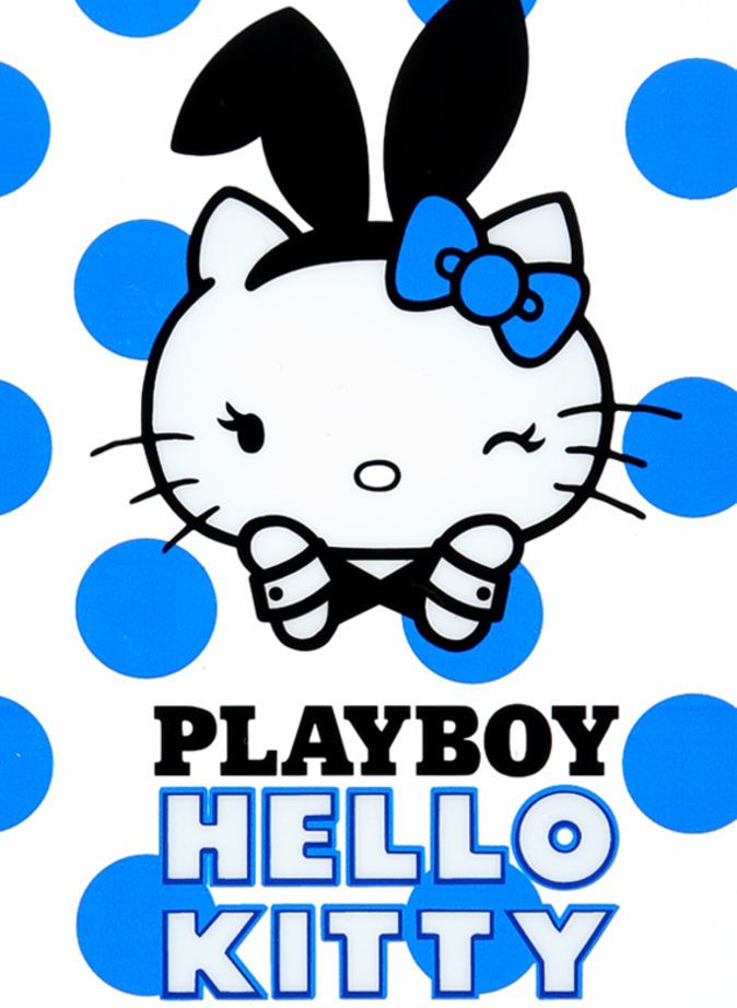 674x922 Hello Kitty X Playboy Collaboration Collection Curated By
