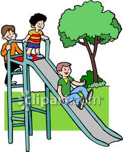 243x300 Kids Playground Clipart Collection