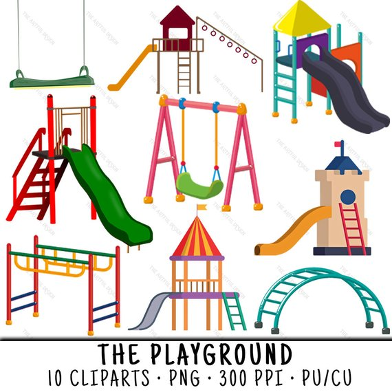 570x570 Playground Clipart, Slide Clipart, Playground Clip Art, Clipart