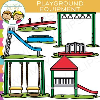 350x350 Playground Equipment Clip Art That Is Great For Sorting Activities