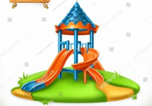300x210 The Images Collection Of Playground Slide Clipart Equipment Swings
