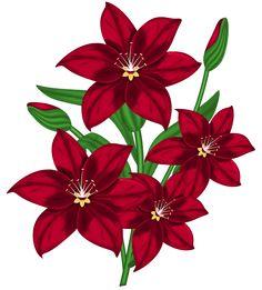 236x261 Laminas Y Trabajos Con Flores Flower, Clip Art And Decoupage