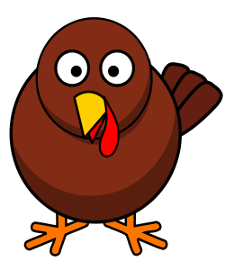 250x300 Free Funny Turkey Clipart, 1 Page Of Public Domain Clip Art