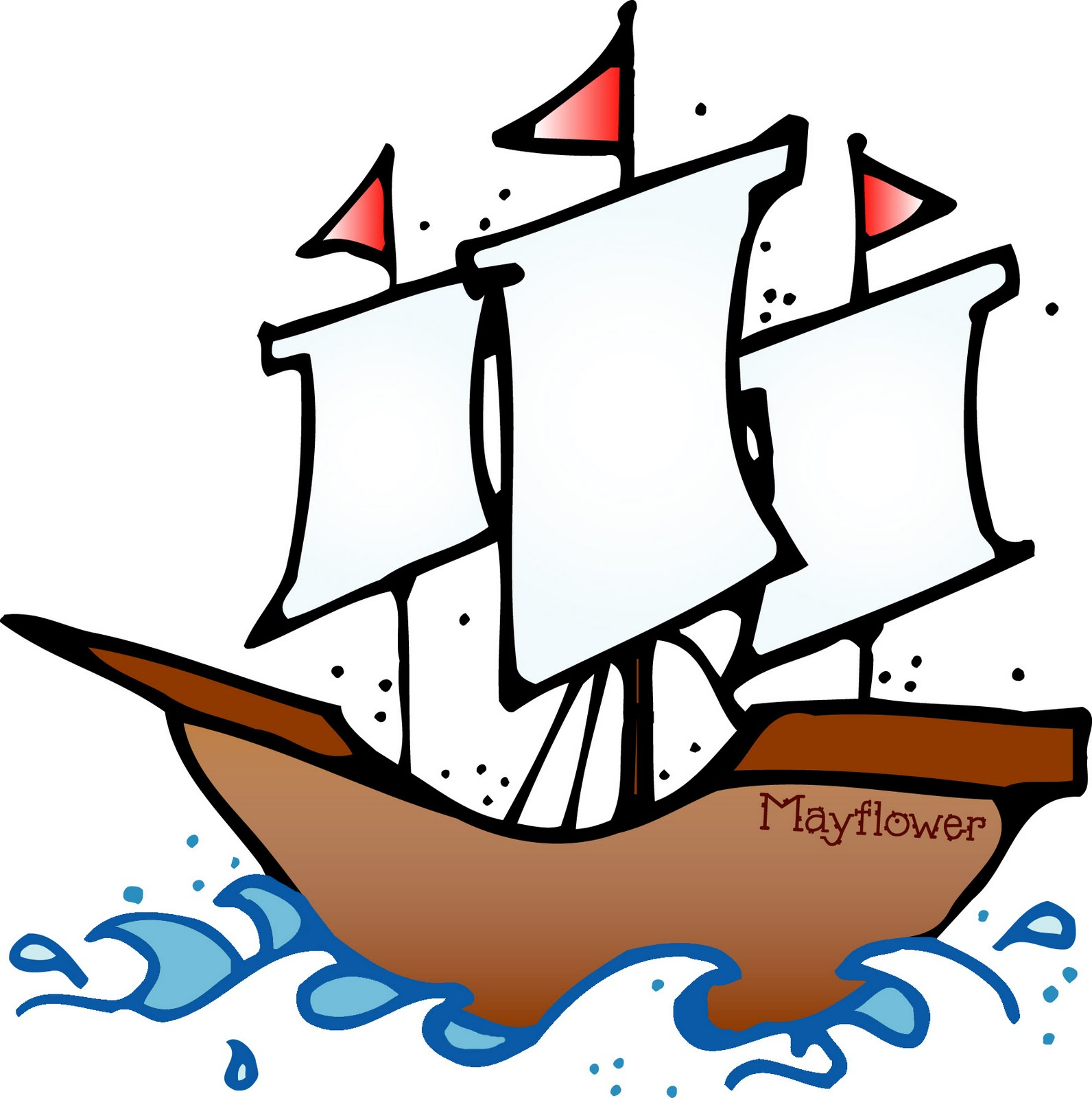 1592x1600 Collection Of Free Clipart Mayflower Ship High Quality, Free