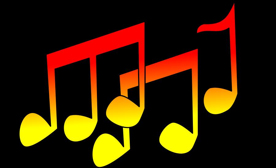 900x550 Music Notes Clip Art Png Clipart Panda