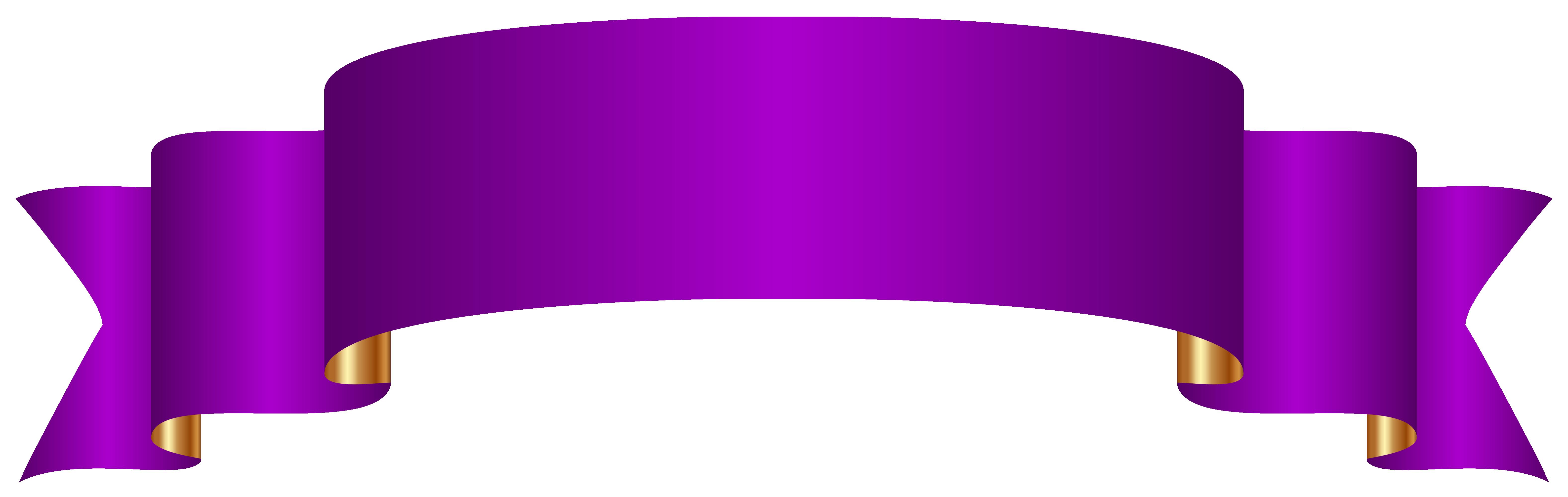 6310x2000 Purple Banner Transparent Png Clip Art Imageu200b Gallery