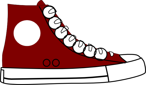 600x351 Clip Art Red Shoes Clipart