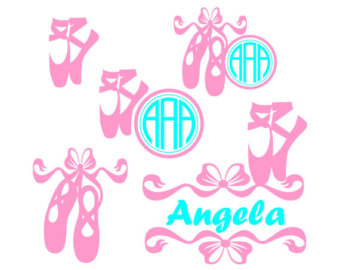 340x270 Homey Design Pointe Shoes Clipart Free Clip Art Of Pretty Pink