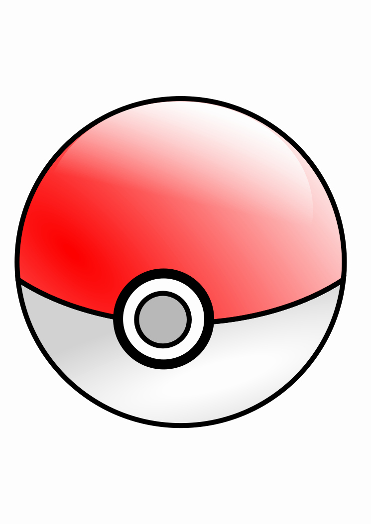 745x1053 Pokeball Vector Lovely Free Vector Graphic Pokemon Go Pokemon Play