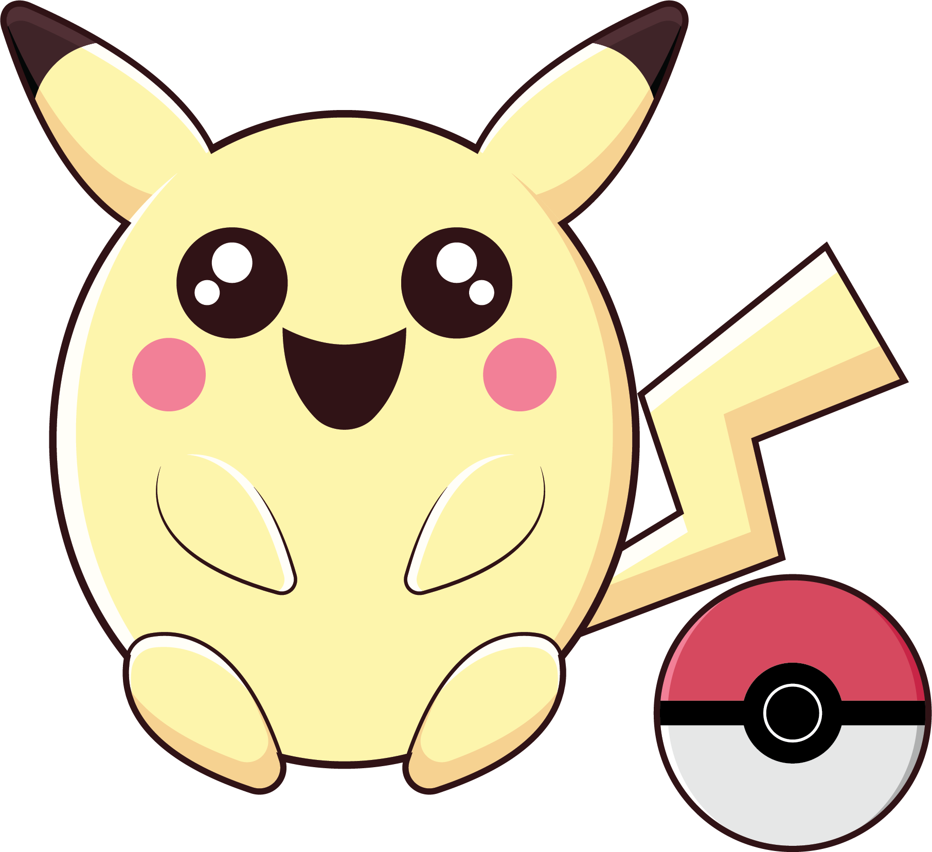1812x1657 Pokemon Png Image Famous Anime Character Png Only