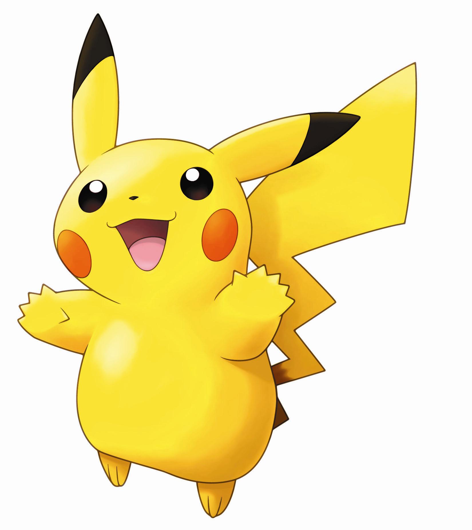 1650x1850 Pikachu Clipart Original Pokemon