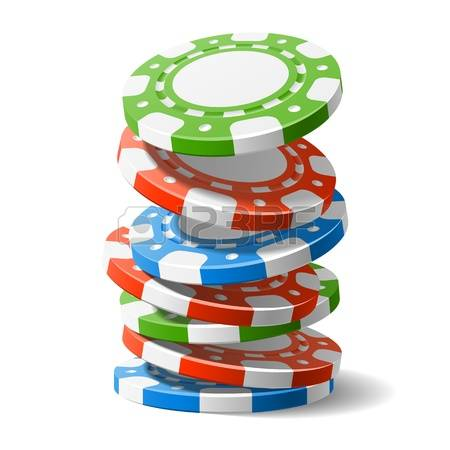 450x450 Poker Chips Clipart Clipartlook