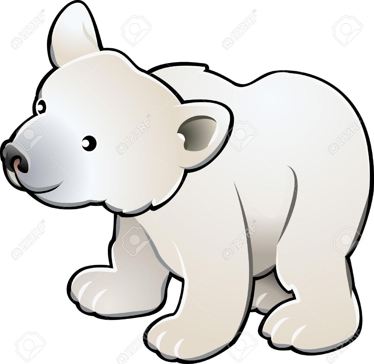 1300x1268 Polar Bear Clipart Cute Polar Bear Clipart 6