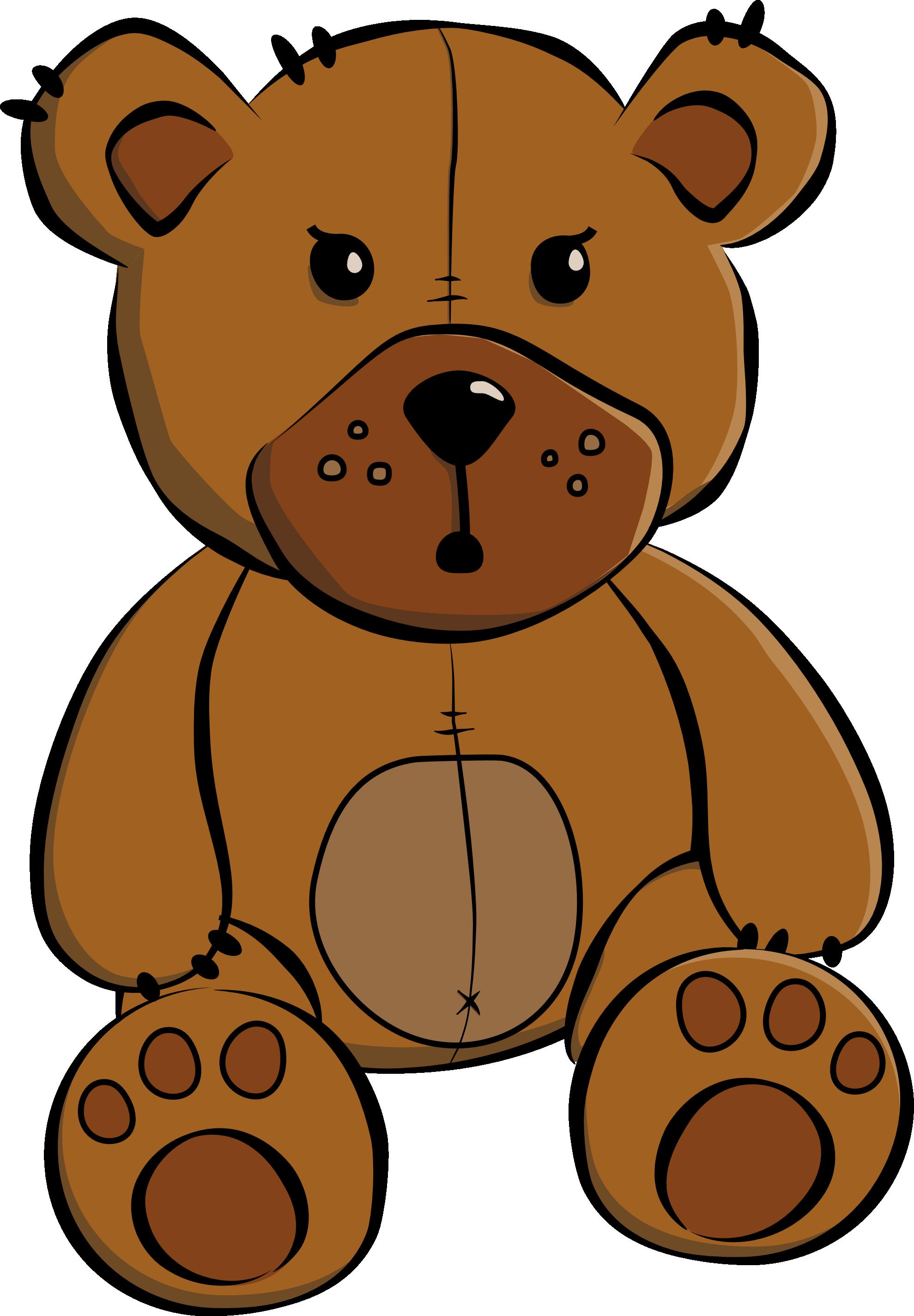 1979x2847 Bear Cub Clipart Disney Cartoon