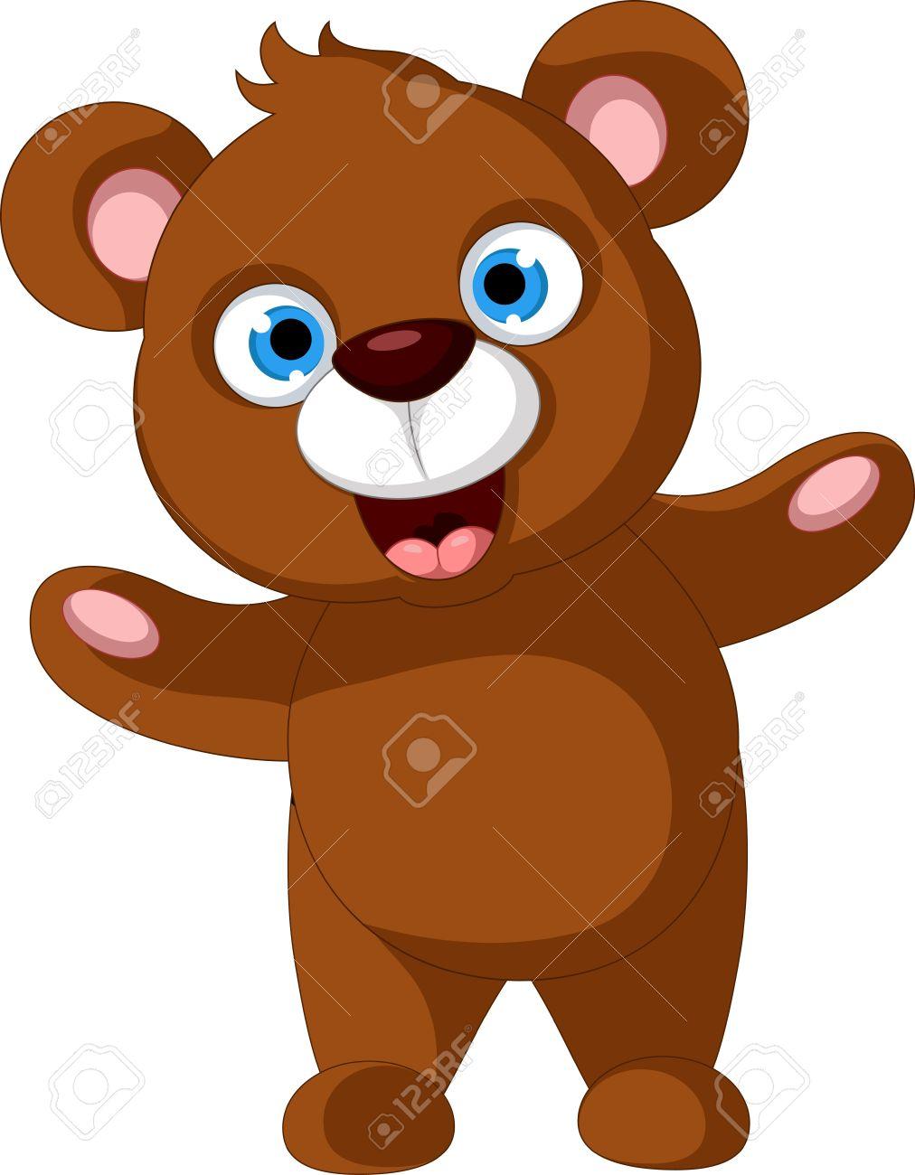1012x1300 Bear Cub Clipart Cute