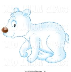 236x240 Polar Bear Clip Art Clip Art Little Polar Bear Clip Art