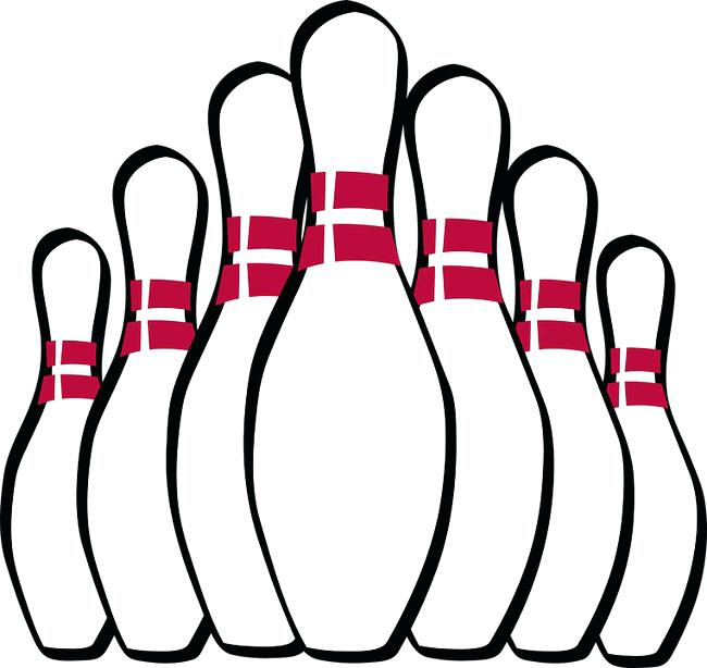 650x614 Bowling Clip Art Free Download Bowling White Red Free Image