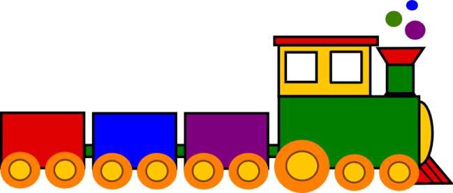 649x277 Free Train Clip Art