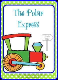 232x320 Polar Express Clipart