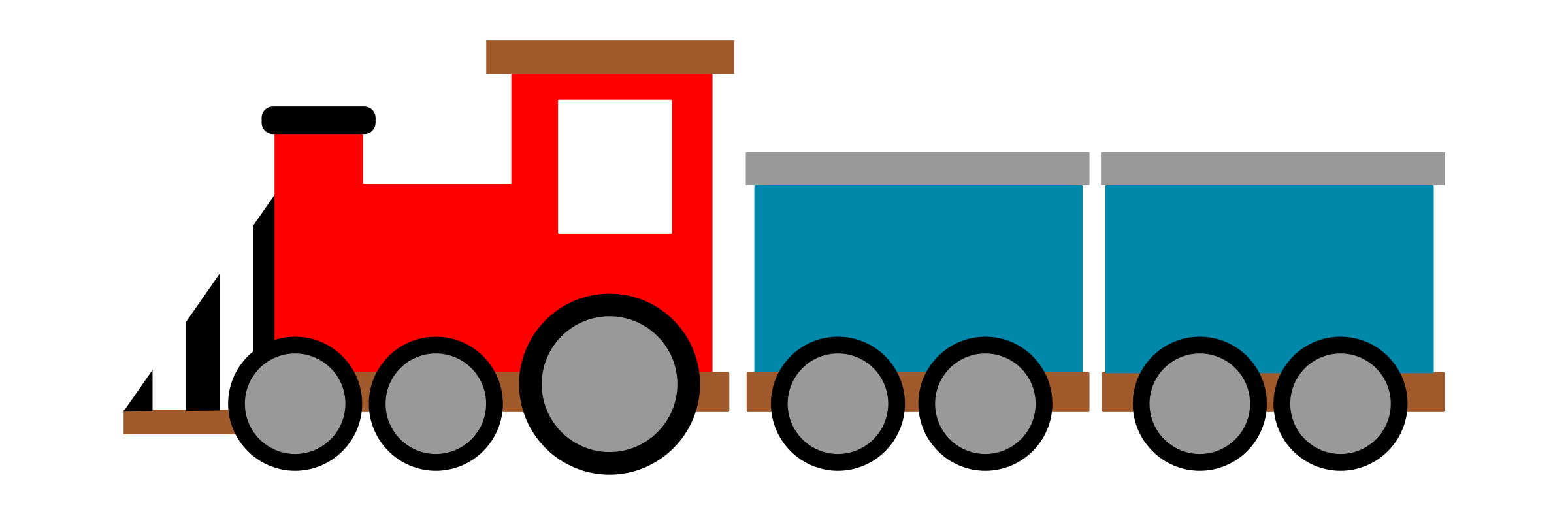 2400x790 Polar Express Train Ride Clip Art