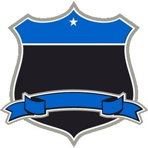 300x300 Police Badge Clipart