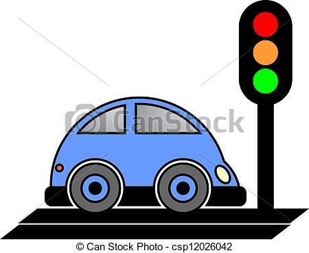 450x369 Creative Design Of Stop Car Eps Vector