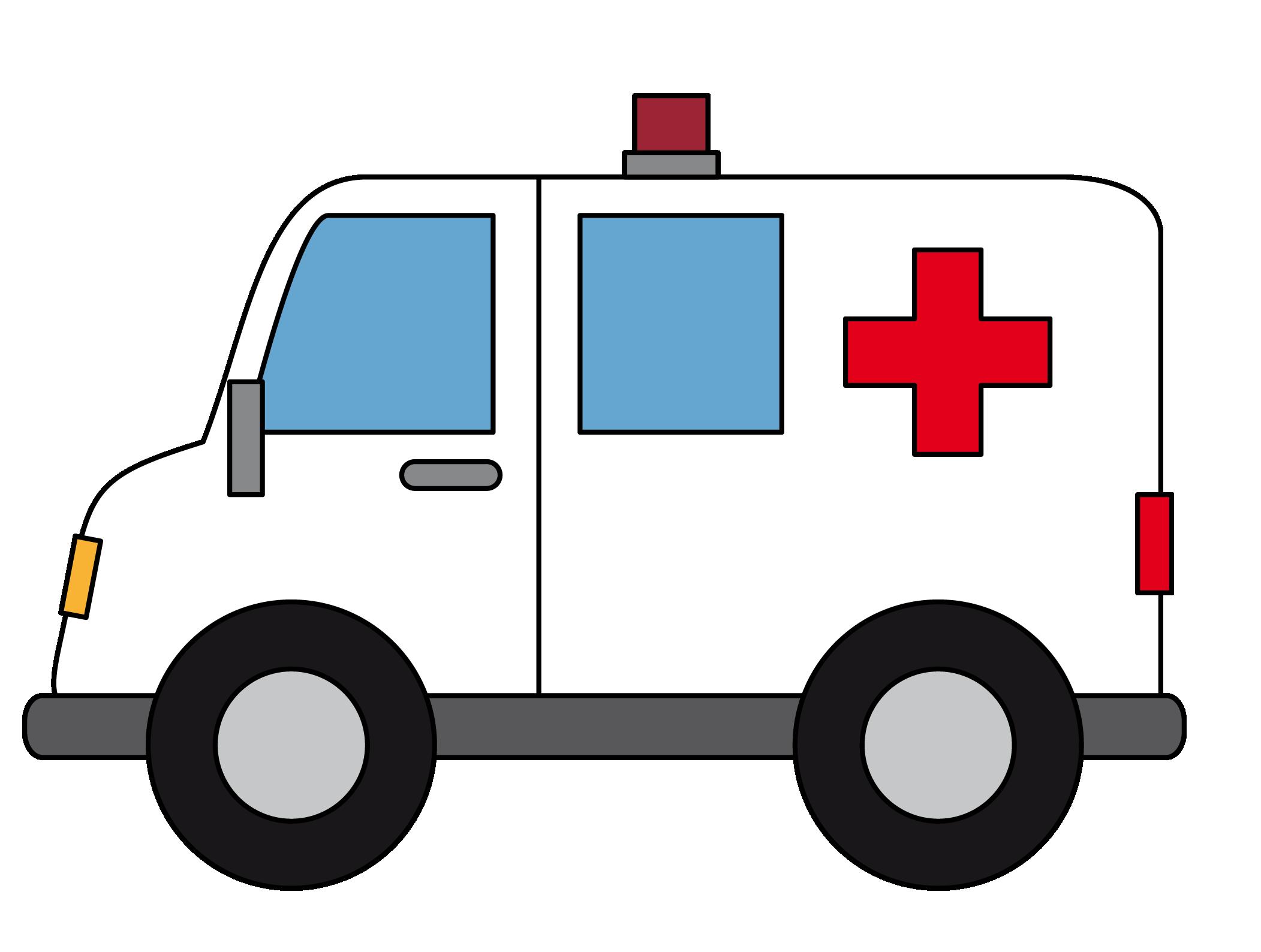 2103x1588 Free To Use Amp Public Domain Ambulance Clip Art Community Helpers