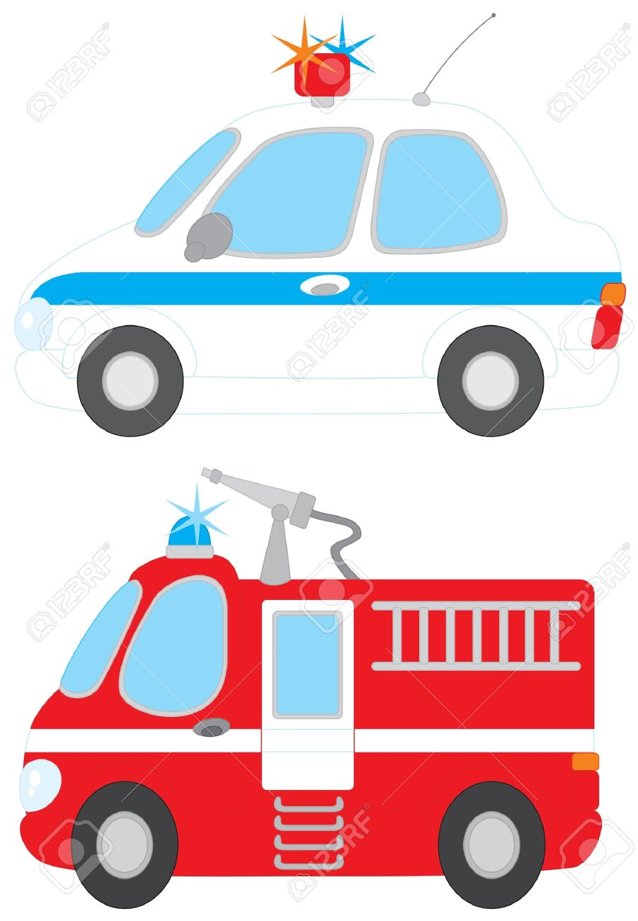 901x1300 Collection Of Police And Fire Clipart High Quality, Free