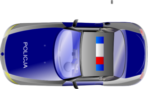 300x180 Image Of Car Clipart Top View