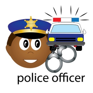 300x300 Free Police Clipart Image 0515 1001 3118 4237 Business Clipart