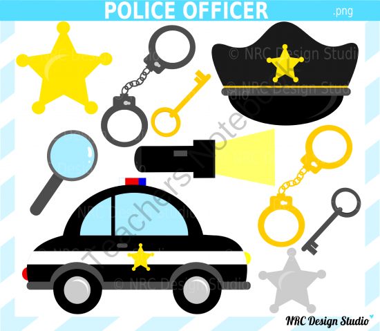 550x479 Police Officer Clip Art For Personal And Commercial Use From Nrc