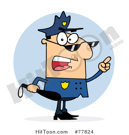 450x470 Police Officer Clipart