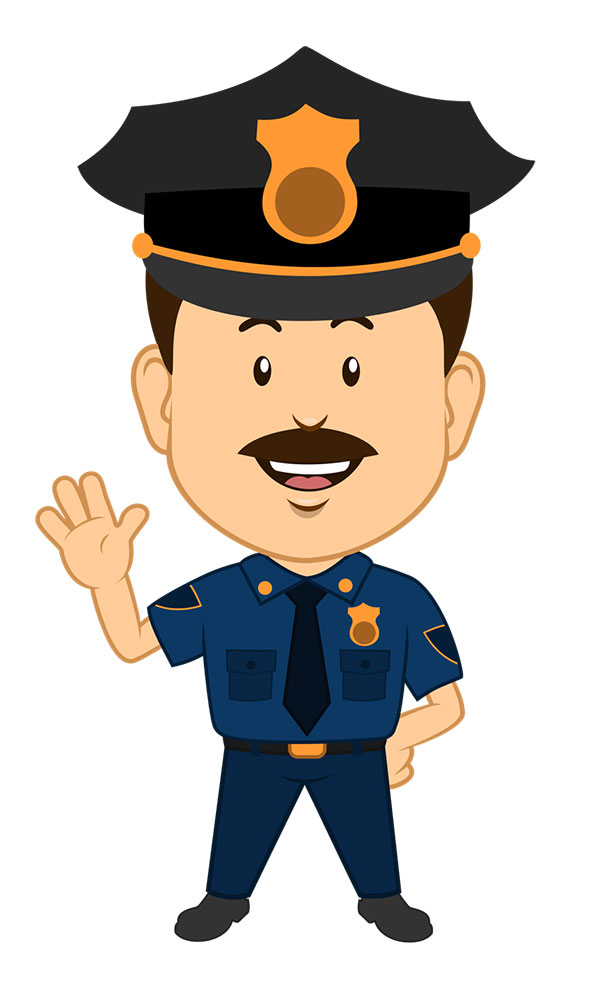 600x988 Police Clip Art For Kids Free Clipart Images
