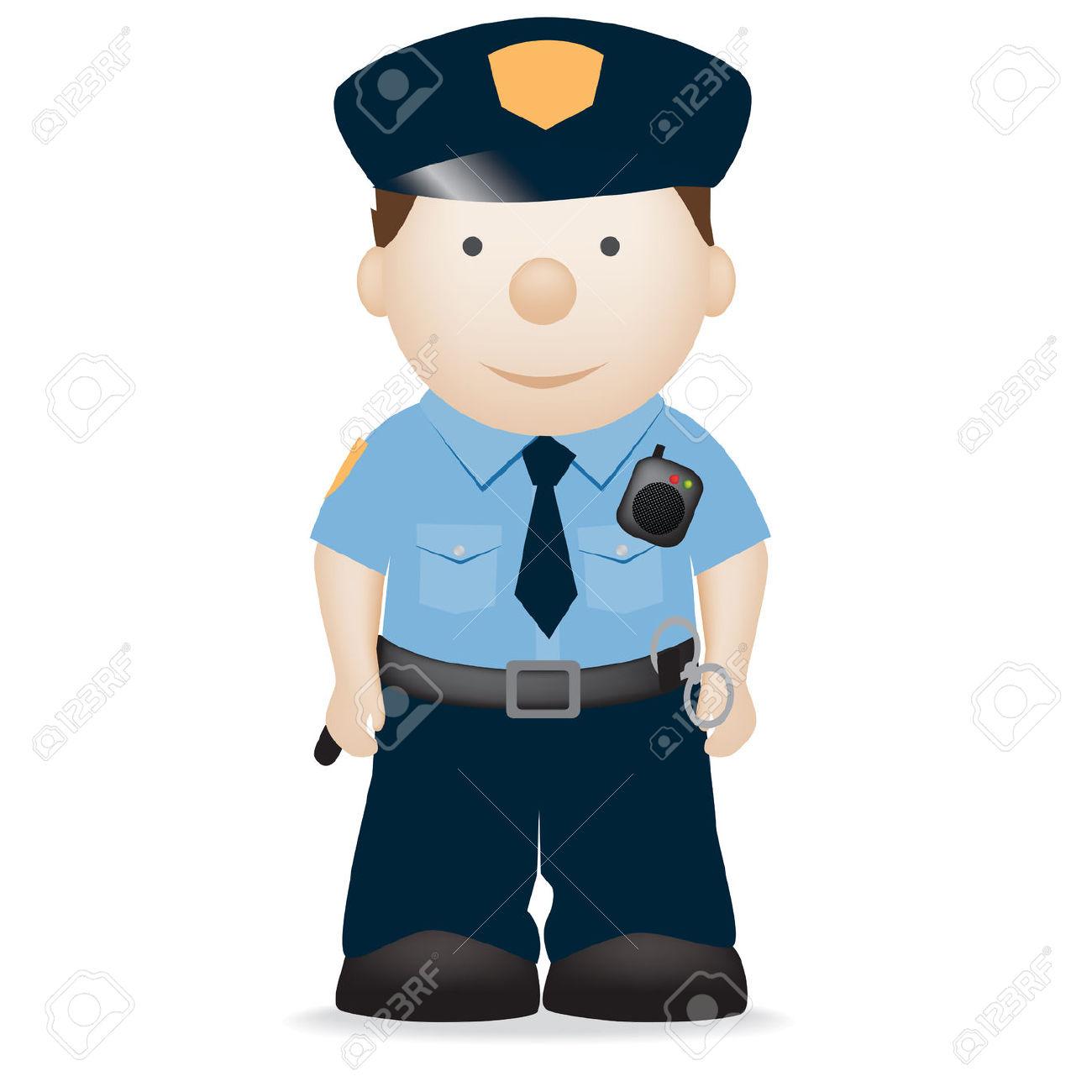 1300x1300 Clip Art Police Officer Clip Art