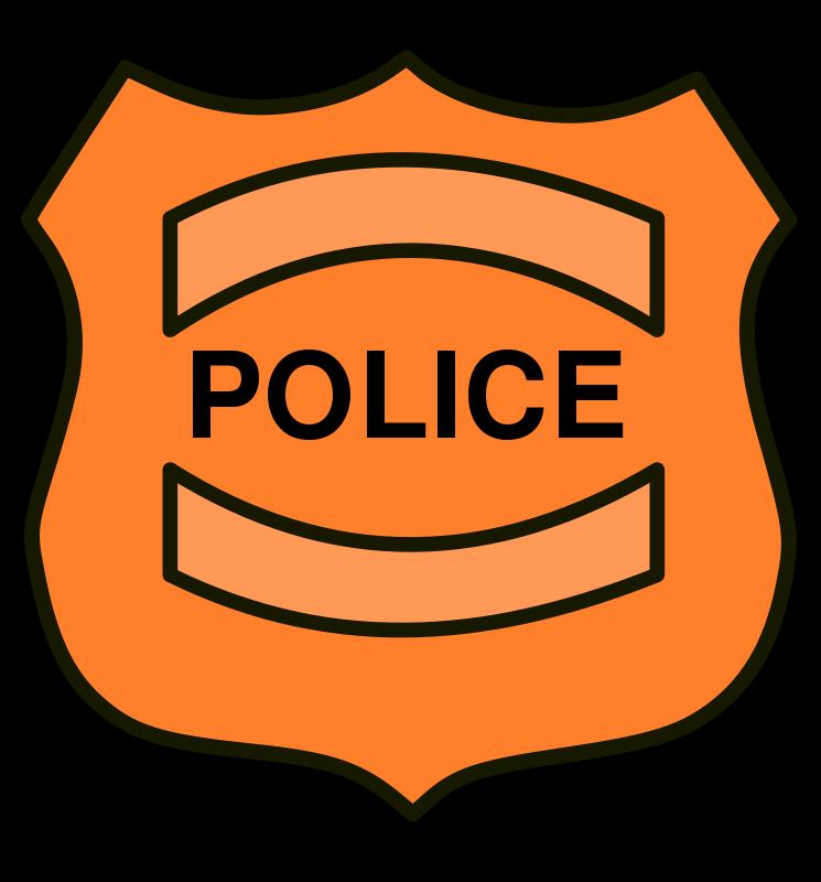 745x800 Clip Art Police Symbol Clipart