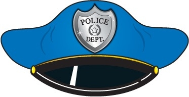 373x192 Great Of Police Officer Hat Clipart
