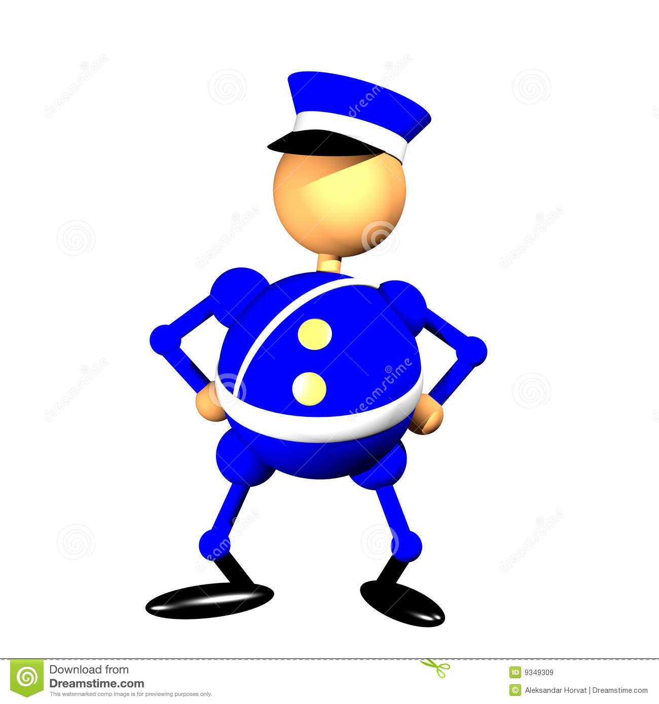 1300x1390 No Police Officer Hat Clipart