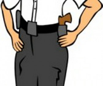 336x280 Police Free Vector Download
