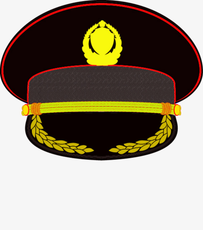 650x736 Police Hats, Dayan Mao Child, Hat, Design Png Image And Clipart
