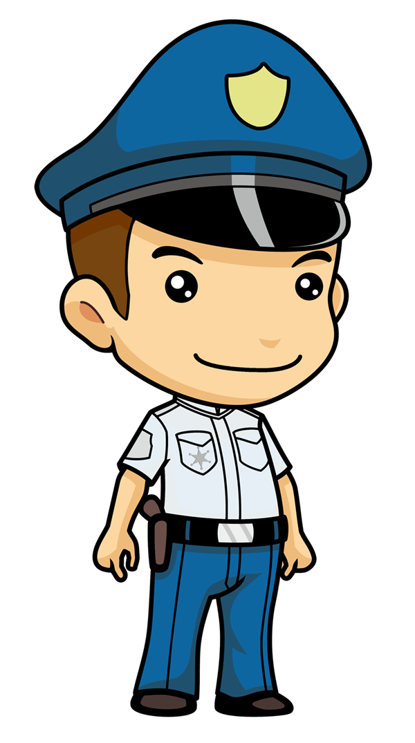 Police Helicopter Clipart