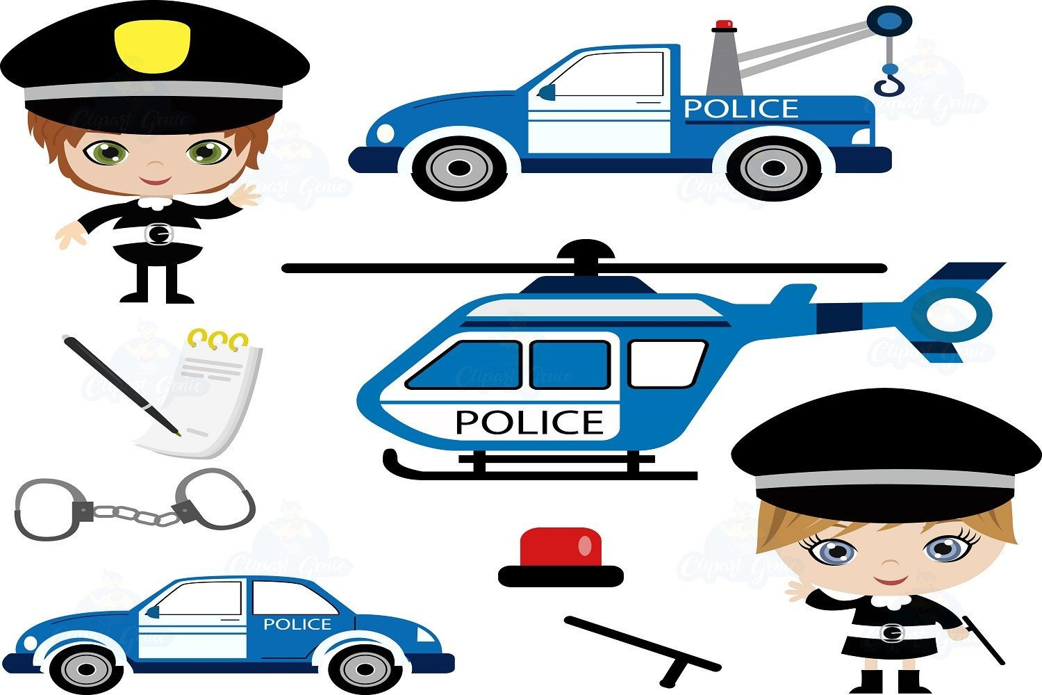 1500x1000 Police Clipart, Police Car Clip Art, Helicopter Clipart, Female