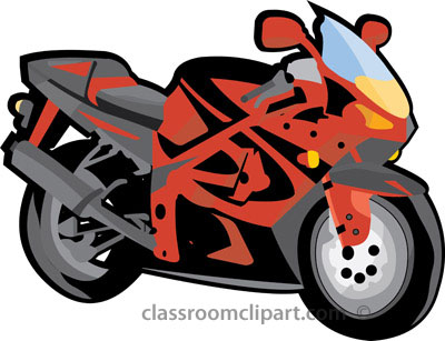 400x307 Free Motorcycle Clipart Motorcycle Clip Art Pictures Graphics 2 4