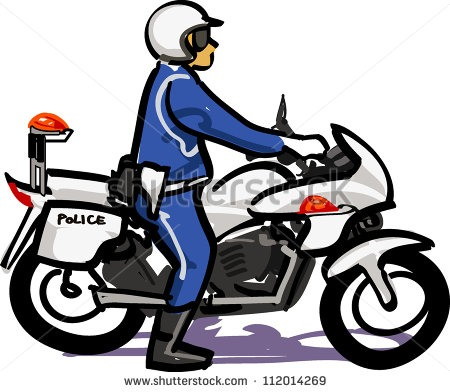 450x392 Police Motorcycle Clipart Letters Format