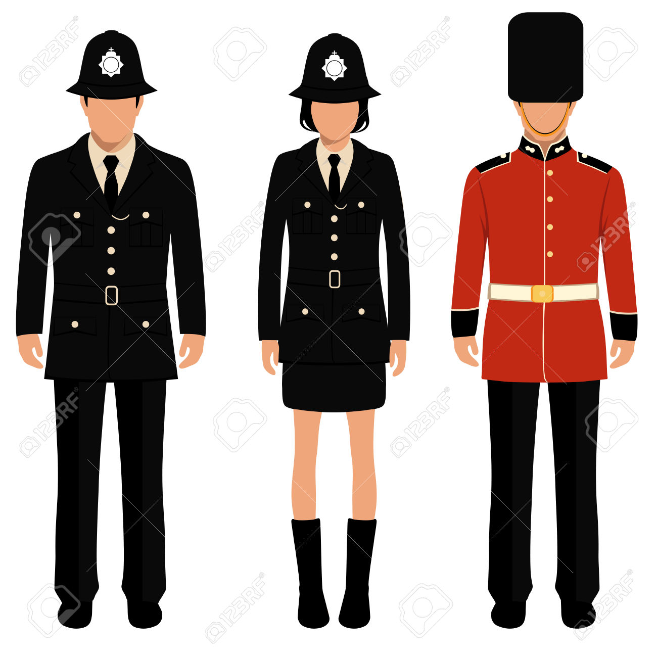 Police Station Clipart