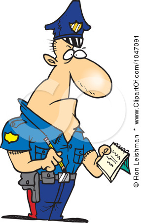 286x450 Police Clipart Police Report