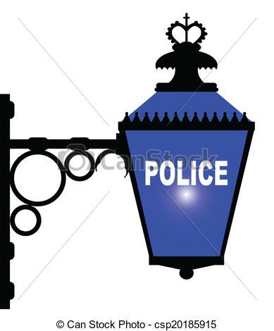389x470 Police Station Blue Light. The Blue Light Found Outside
