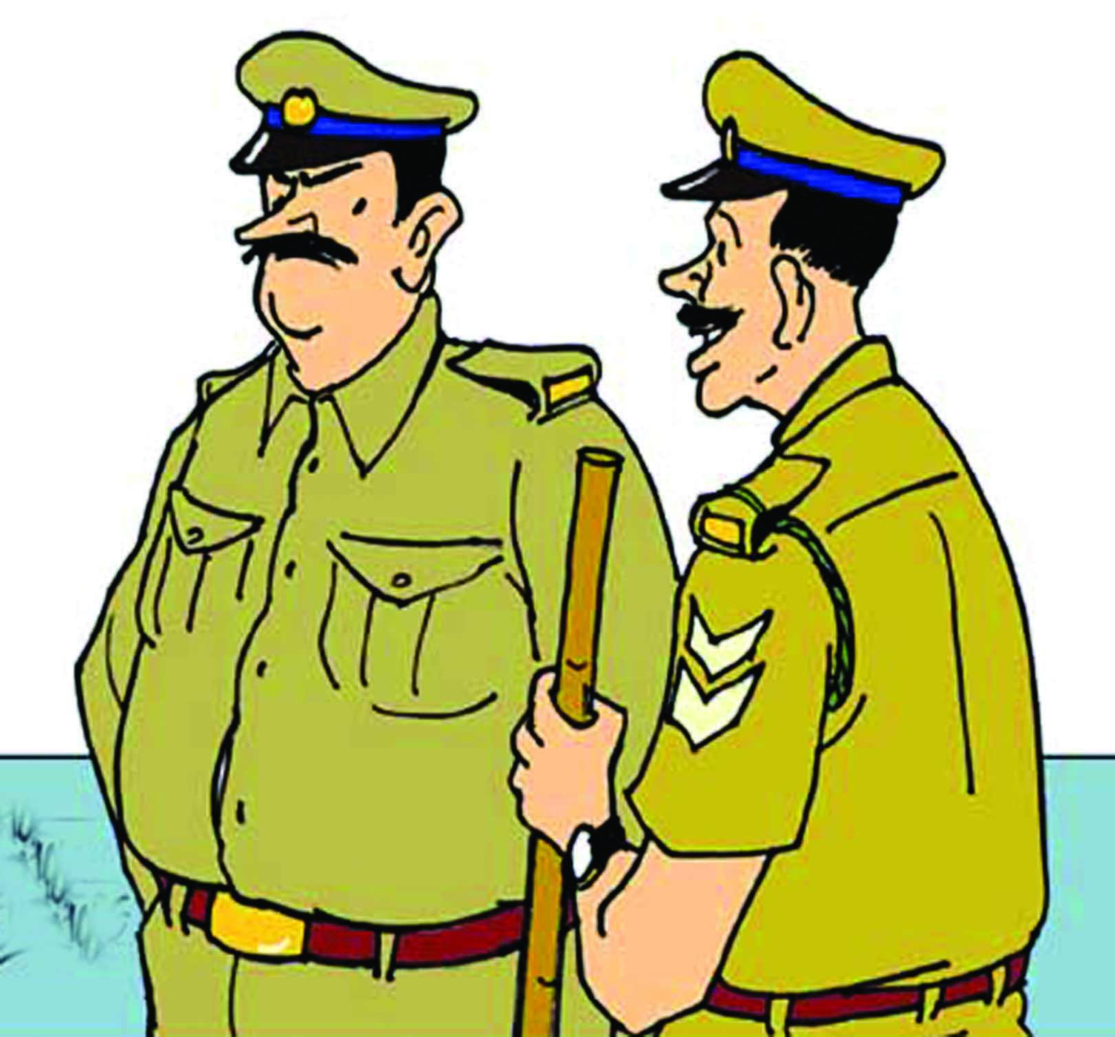 Police Uniform Clipart