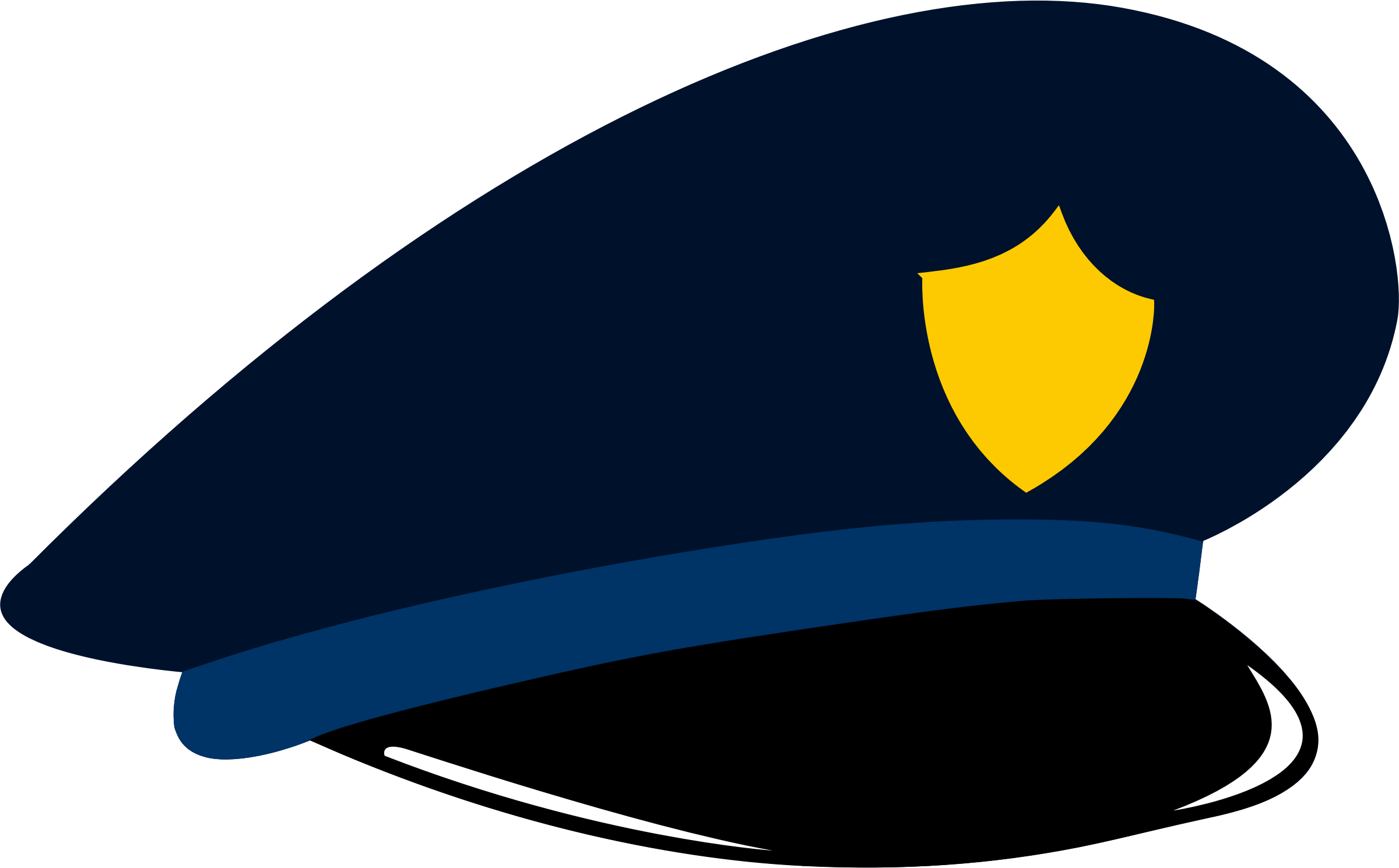 2400x1490 Police Cap Png Clipart