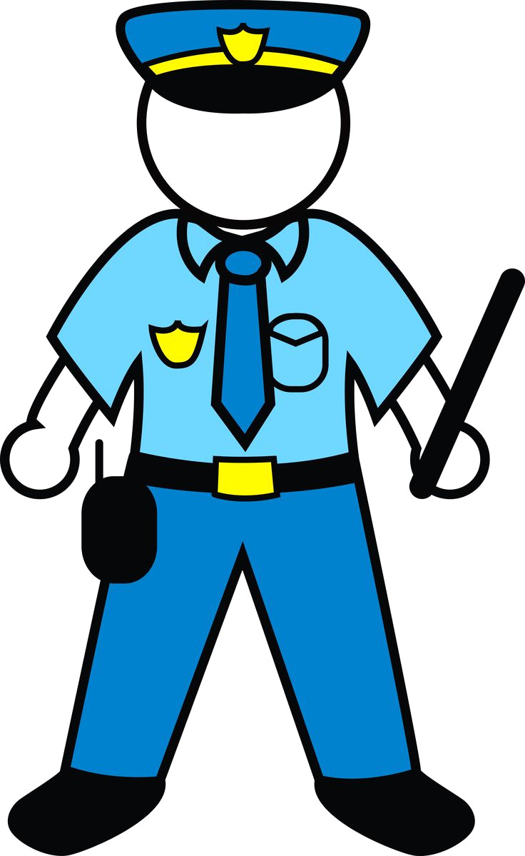 736x1199 Police Officer Clip Art