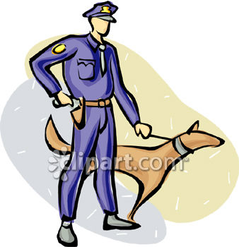 338x350 Police Clipart Animated
